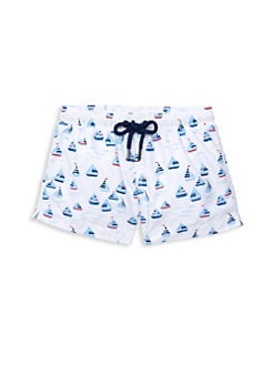 96f9d4423f268 Product image. QUICK VIEW. Sunuva. Baby Boy's Sailboat Swim Shorts