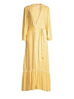 a6ebae386ca QUICK VIEW. Paloma Blue. Bowie Kimono Maxi Dress
