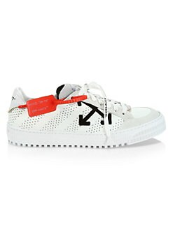 28b448308ac3 QUICK VIEW. Off-White. Leather Polo Sneakers
