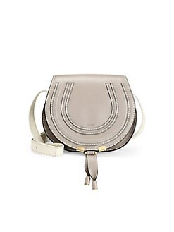 QUICK VIEW. Chloé. Medium Marcie Leather Saddle Bag 7270a1f450