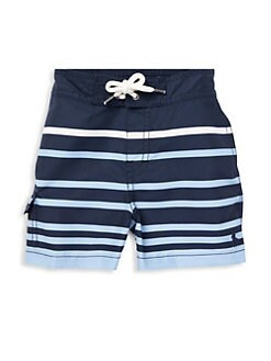 5bec8dfb73 Ralph Lauren. Baby Boy's Kailua Stripe Trunks