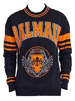 7564518780b Men - Apparel - Sweaters - saks.com