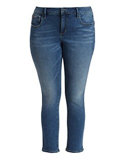 526f40446855e3 Product image. QUICK VIEW. Slink Jeans, Plus Size