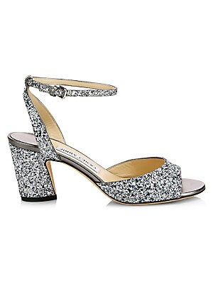 30938fbf9ca COACH - Maya Ankle-Strap Leather Sandals - saks.com