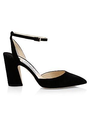 9cf9696931c Jimmy Choo - Peachy Suede Platform Sandals - saks.com