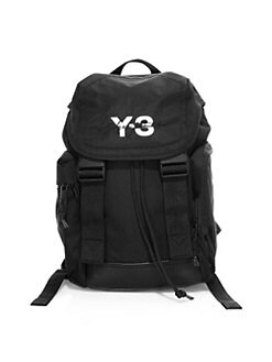 f1e3bfa0dc0f Y-3. XS Mobility Logo Backpack