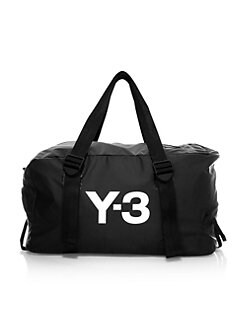 59007be1e7fc Bungee Woven Nylon Gym Bag BLACK. QUICK VIEW. Product image