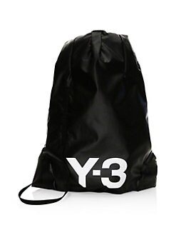 Y-3. Logo Woven Nylon Backpack 76012110a5ffb