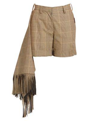 58387c2431f13 Sacai - Striped High-Low Shirt - saks.com