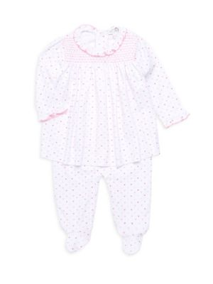 e7b7ea3c0 Kissy Kissy - Baby Girl's Craving Cupcake Cotton Footie - saks.com