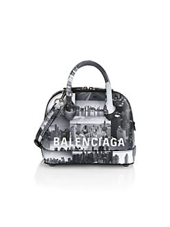 Product image. QUICK VIEW. Balenciaga. New York Skyline Ville Leather Top  Handle Bag 6bece9508100a