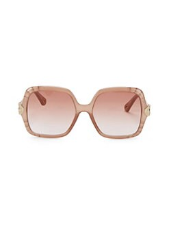 799be487f67a QUICK VIEW. Chloé. Vera 55MM Oversize Square Sunglasses