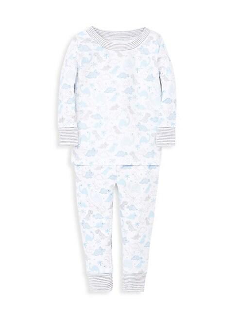 Baby Boys TwoPiece Roarsome Pajama Set