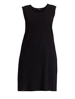 523e30b703fb QUICK VIEW. Misook, Plus Size. Scoopneck Shift Dress