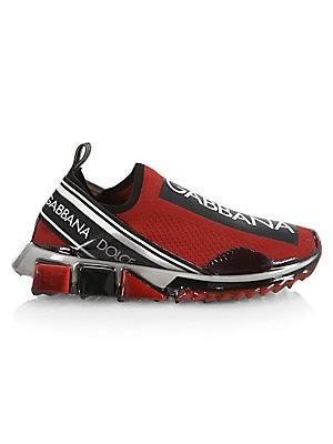 f749405fa Dolce & Gabbana - Sorrento Slip-On Logo Sneakers - saks.com