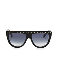 745a38ac8609 Céline. 60MM Flat Top Sunglasses