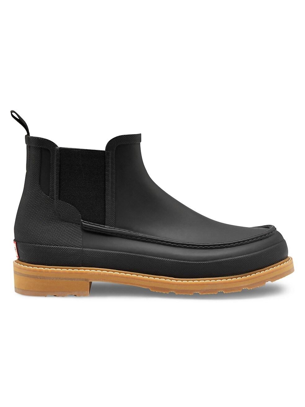 Hunter Original Moc Toe Chelsea Boots