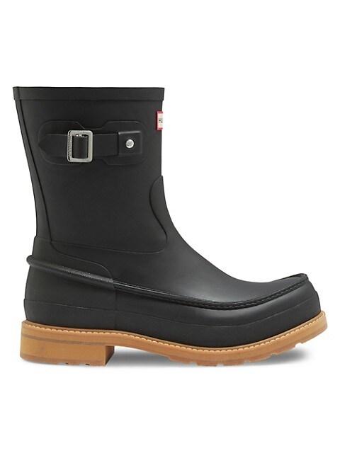 Hunter Original Moc Toe Short Boots