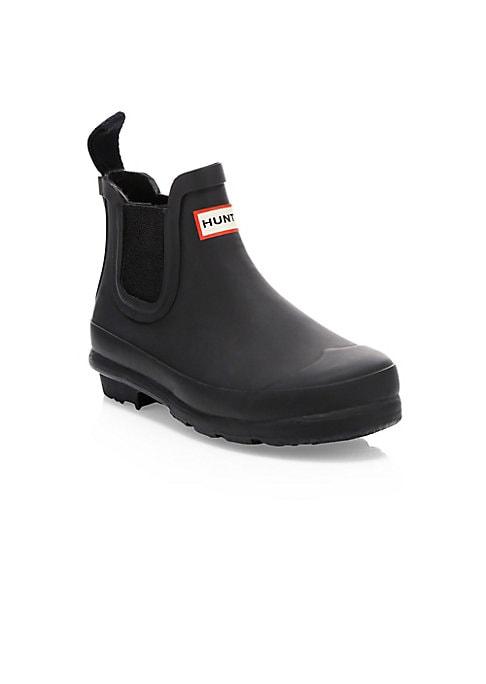 Hunter Kid S Original Chelsea Boots Saks Com