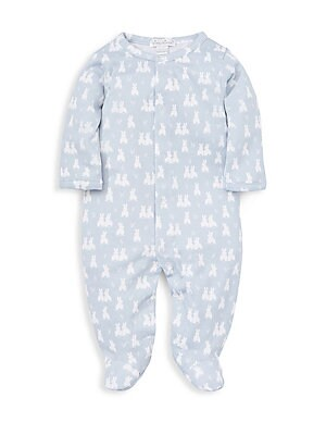 846baba3d4 Kissy Kissy - Baby s Cushy Cottontail Footie - saks.com