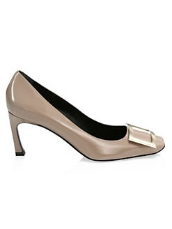 714b884340a QUICK VIEW. Roger Vivier. Belle Patent Leather Pumps