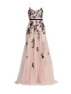 61f7df909bf93 Gowns & Formal Dresses For Women | Saks.com