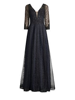 3285c4678bd1 Mother of the Bride Dresses: Lace, Beaded & More | Saks.com