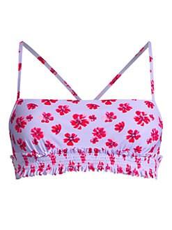 f59151a986dd3 QUICK VIEW. Kisuii. Victoria Floral Bikini Top