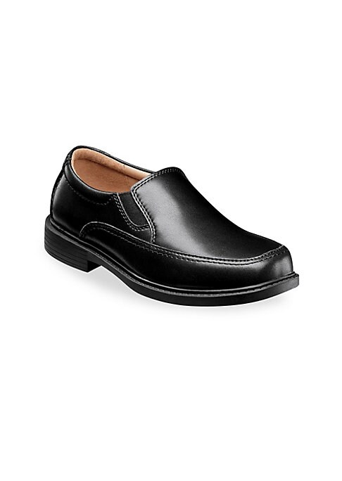 Little Boys SlipOn Leather Dress Shoes