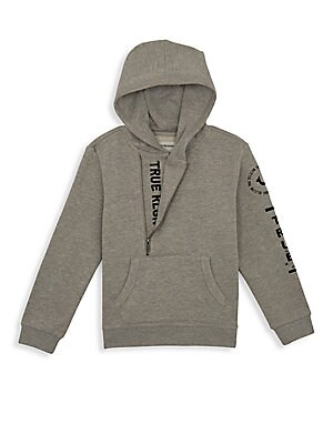 d7a2d5c29 True Religion - Little Boy s Marled French Terry Hoodie - saks.com