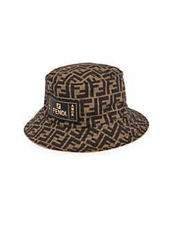 Fendi. FF Print Packable Bucket Hat 0f5238d1260