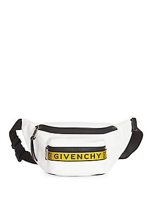 Logo Webbing Belt Bag by Givenchy