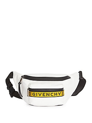 Logo Webbing Belt Bag by Givenchy