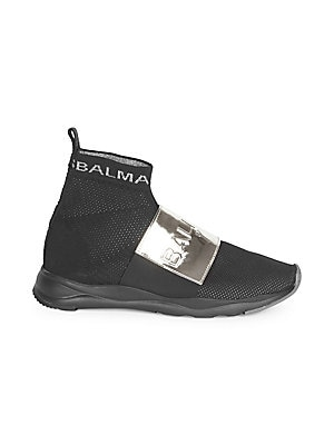 77ae38e8a7d Balmain - Cameron Technical Running Sock Sneakers