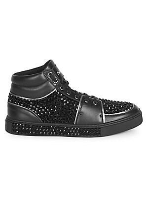 4910f560098 Balmain - Calypso Leather Sandals - saks.com