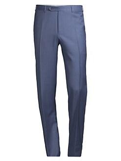 b5f19fcf96fb52 Dress Pants & Trousers For Men | Saks.com