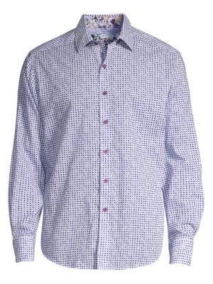 Robert Graham Pemba Cotton Shirt