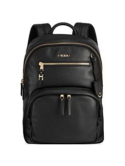 8c9130012f Tumi. Voyageur Hagen Leather Backpack