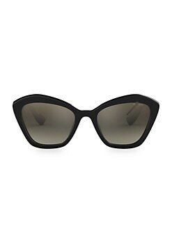 3d4dfdf4c4e Miu Miu. 0MU 05US 55MM Cat Eye Sunglasses