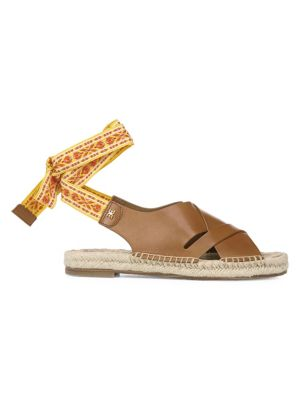 0a05764c4 Sam Edelman - Gladis Leather Strappy Sandals - saks.com