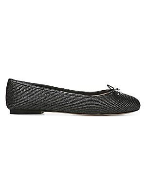 144d5100d966 Sam Edelman - Rodney d Orsay Leather Flats - saks.com