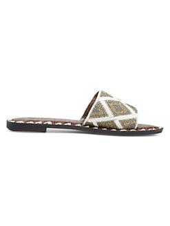1b7b094a1 Shoes - Shoes - Sandals - Slides - saks.com