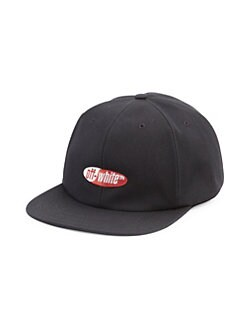 e843558e403f Off-White. Logo Baseball Cap