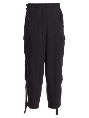 Givenchy Straight Leg Cargo Pants
