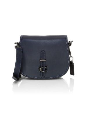 8a0545db42 Saint Laurent - Le 61 Leather Saddle Bag - saks.com