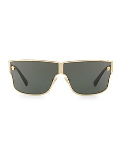 f33ea4aee26eb 75MM Shield Sunglasses GREEN. QUICK VIEW. Product image