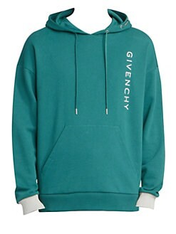 5b7e9ba3324 Logo Embroidery Hoodie TEAL. QUICK VIEW. Product image