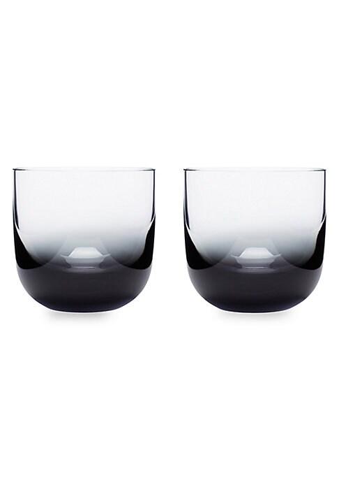 Tank TwoPiece Whiskey Glasses Set