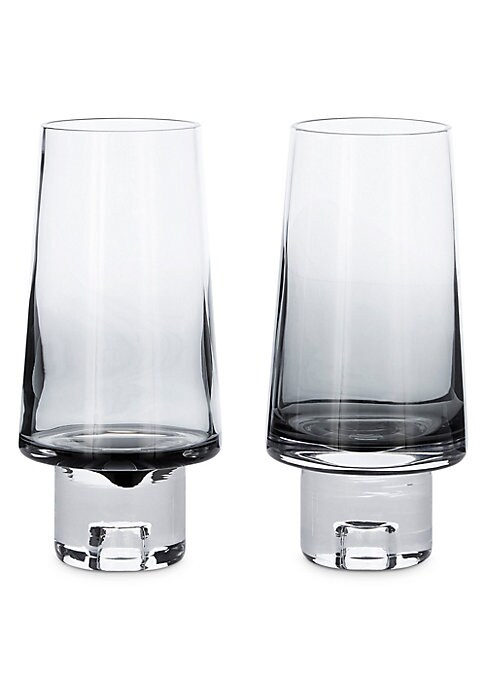 Tank TwoPiece High Ball Glasses Set