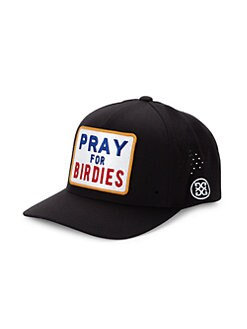 0bd4256cde7f77 Product image. QUICK VIEW. G FORE. Pray For Birdies Snapback